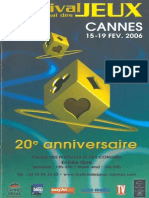 Cannes 2006 Plaquette
