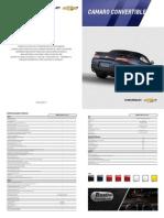 Chevrolet Camaro CONVERTIBLE v3