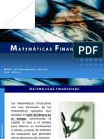 MATEMATICAS FINANCIERAS 2013 13-03-13
