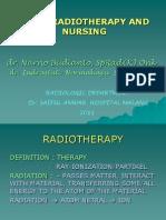 Dasar-dasar Radioterapi Psik