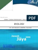 Biology JUJ 2006 [Edu.joshuatly.com]