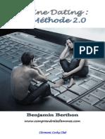 Online Dating_La Methode 2.0 Benjamin Berthon 2012
