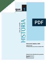 Historia1 Caba Desde Caz Recol a Formacion Estados Mod