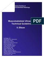elbow-european guidelines