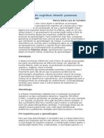 Apressamento Cognitivo Infantil-possveis Consequncias Mrciamarialoss Decarvalho-110807215707-Phpapp02