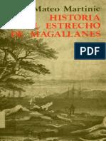 Historia Del Estrecho de Magallanes - Mateo Martinic - Ver - Pagina 151