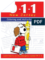 911 Coloring Book
