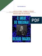 Richard Wagner_el Anillo Del Nibelungo