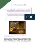 SPA - Leadership Is a Conversation -El Liderazgo es Una Conversación