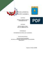 Formacion Cajamarca CONGRESO