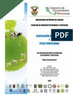 Legislacion Veterinaria y Etica Profesional Libro