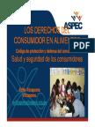 ASPEC Los Derechos Del Consumidor