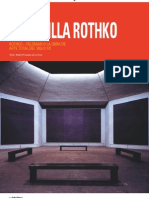 Rothko Chapel - La obra de arte total del siglo XX