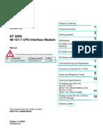 Siemens IM151-7 CPU System Manual_0