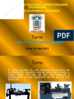 Procesos de Manufactura I - Clase 1 - Torno(10 Abril2013).ppt