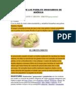 JUEGOS DE LOS PUEBLOS ORIGINARIOS DE AMÉRICA