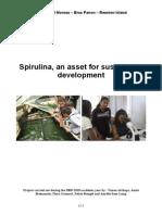 Spirulina Final Report FRANCE