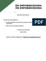 Inflacion Empobrecedora - Deflacion Empobrecedora - Borrego Salvado