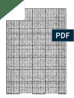 Sudoku 64x64