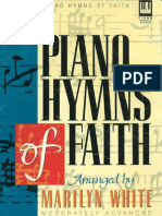 Piano Hymns of Faith - Marilyn White - Pt. 1