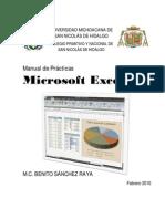 Excel Manual Practicas