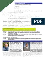 VCC 2013 Conference Program