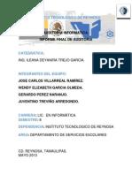 Informe Final Auditoria Informatica