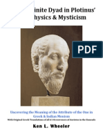 Indefinite Dyad Plotinus Metaphysics Mysticism