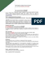 Etape de Organizare Pentru Cangurul Lingvist, Sectiunea Franceza-germana-30-09