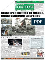 CBCP Monitor Vol. 17 No. 21