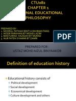 National Edu Philosophy