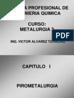 Curso Metalurgia 2 Capitulo I 2010