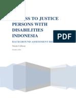 Access Justice 2010
