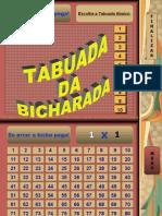 62.Tabuada da Bicharada