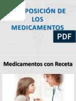 COMPOSICIÓN DE LOS MEDICAMENTOS