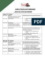MKTE 2013 Seminar Programme