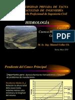 Capitulo 2 Cuenca Hidrografica y Geomorfologia - 2 Parte