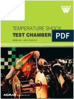 Temperature Shock Test Chamber