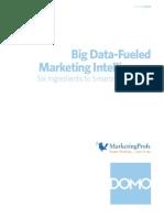 Big Data-fueled Marketing-Intelligence Marketingprofs