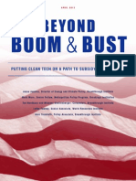Beyond Boom and Bust