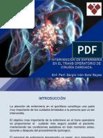 4 Intervención de enfria en el trans de cx cardiaca