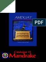 Mandrake Catalogue 15 (2020) Draft