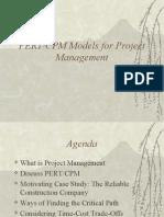 Pert Cpm Presentation