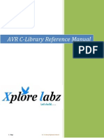 AVR C Library