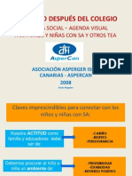 AGENDA VISUAL - Hª SOCIAL