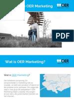 Presentatie OER Marketing