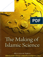 The Making of Islamic Science by Muzaff Ar Iqbal