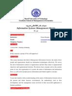 MIS Course description; Autumn 2013.docx