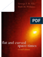 Flat and Curved Space-Time