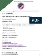 Vogt Fec Q3 Detailed Summary